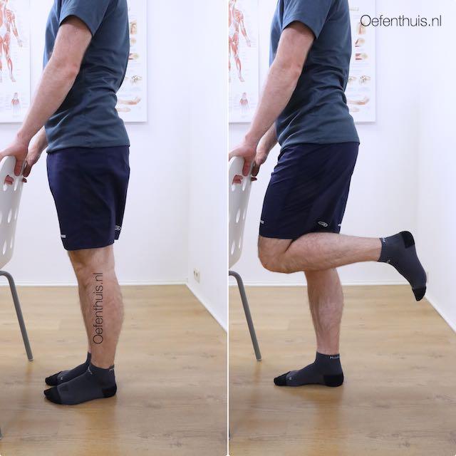 hamstring trainen na total hip
