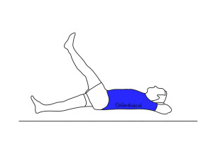 Kromme rug oefeningen voor thuis